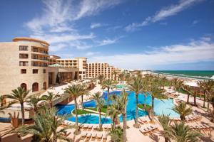 Отель Mövenpick Resort & Marine Spa Sousse