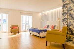 Loving Chiado, Апартаменты  Лиссабон - big - 181