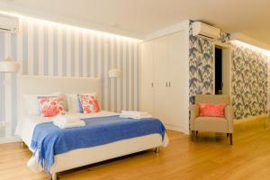 Loving Chiado, Апартаменты  Лиссабон - big - 164