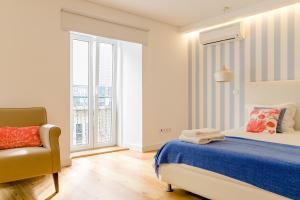 Loving Chiado, Апартаменты  Лиссабон - big - 160