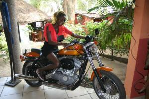 Hotel Napoleon Lagune, Hotely  Lomé - big - 108