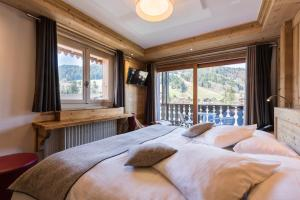 Double Room Hotel le Petit Dru