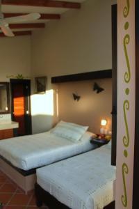 Hotel Boutique La Casona de Don Porfirio, Hotels  Jonotla - big - 8