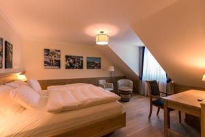 Hotel & Gaststätte zum Erdinger Weißbräu, Отели  Мюнхен - big - 43
