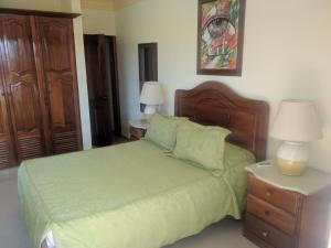 Apartahotel Caribe Paraiso, Апарт-отели  Хуан-Долио - big - 47