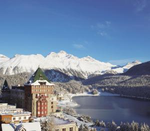 Badrutt's Palace Hotel - St. Moritz