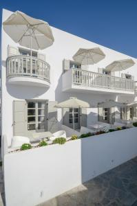 Thomais Studios, Appartamenti  Naxos Chora - big - 269