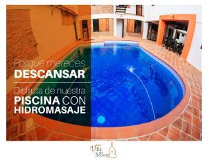 Hotel Villa Del Socorro, Hotels - Socorro