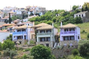 Old Village Alonissos Greece