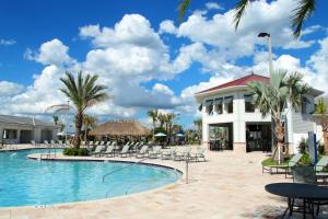 Four Bedrooms w/ Pool Townhome 4855, Holiday homes  Kissimmee - big - 11