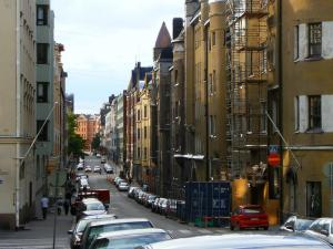 obrázek - Studio apartment in Helsinki, Albertinkatu 17 (ID 2390)