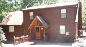 Bearadise Retreat Cabin