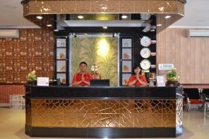 Auberges de jeunesse - Puncak Budget Hotel