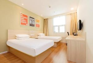 Hanting Changsha Wu Yi Square Branch, Hotel  Changsha - big - 23