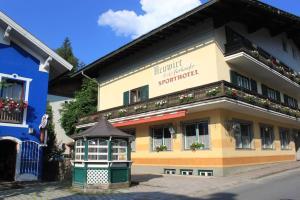 Sporthotel Harlander - Hotel - Mühlbach am Hochkönig