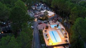 Location gîte, chambres d'hotes Village de Chalets Camping Bois Simonet dans le département Ardèche 7