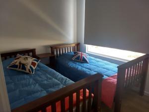 Departamento en Papudo, Апартаменты  Папудо - big - 3