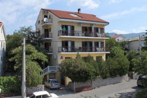 Apartment Novi Vinodolski 6567b, Apartmány  Novi Vinodolski - big - 25