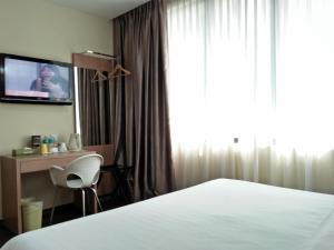 Baguss City Hotel Sdn Bhd, Szállodák  Johor Bahru - big - 43