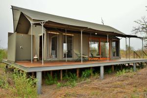 Nogatsaa Pans Lodge, Lodge  Kasane - big - 17