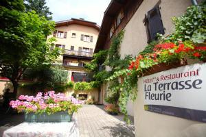 Logis La Terrasse Fleurie