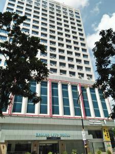 Baguss City Hotel Sdn Bhd, Szállodák  Johor Bahru - big - 47