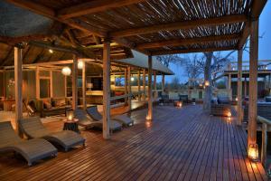 Nogatsaa Pans Lodge, Lodge  Kasane - big - 34