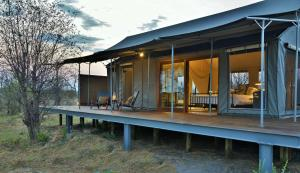 Nogatsaa Pans Lodge, Lodge  Kasane - big - 35