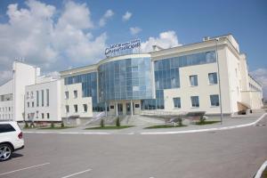 Gostinitsa uSSh DS Olimpiysky - Dolginovo