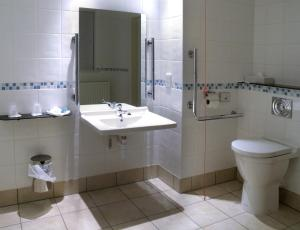 Holiday Inn Chester South, Отели  Честер - big - 35