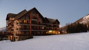 Résidence Les Ecrins - Hotel - Ancelle