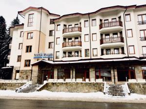 Villa Park Studios Borovets, Apartmánové hotely  Borovec - big - 22