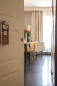 Camera Matrimoniale/Doppia con Letti Singoli con Accesso Spa