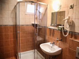 Alfa Hotel és Wellness Centrum, Hotely  Miskolctapolca - big - 20