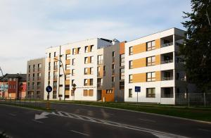 100-SIO Apartamenty Budget I