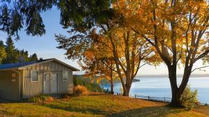 Pukaki Lakeside Getaway Cottage
