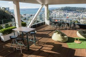 Campus Summer Stays - Te Puni Village, Hostely  Wellington - big - 33