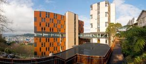 Campus Summer Stays - Te Puni Village, Hostely  Wellington - big - 16