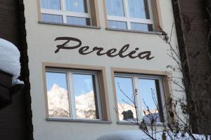 Haus Perelia, Церматт