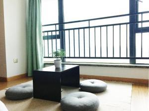 Queen Apartment Puwu Three Bedrooms Loft, Апартаменты  Сямынь - big - 2