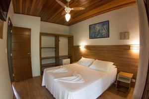 Flat Vila Morena, Apartments  Camburi - big - 13