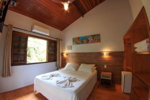 Flat Vila Morena, Apartments  Camburi - big - 15