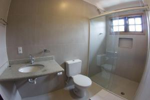 Flat Vila Morena, Apartments  Camburi - big - 3