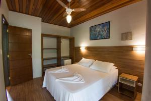 Flat Vila Morena, Apartments  Camburi - big - 35