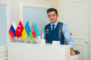 Two Seasons Boutique Hotel Baku, Отели  Баку - big - 47