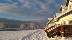 Wysokie Łąki domki w górach