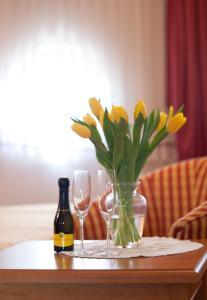 Guesthouse Tulipan, Guest houses  Lesce - big - 9