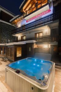 Hotel Lyskamm - Breuil-Cervinia