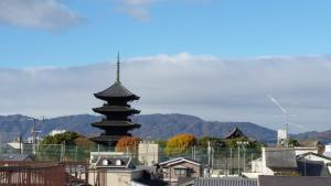 guesthouse KIWA, Penzióny  Kjóto - big - 50