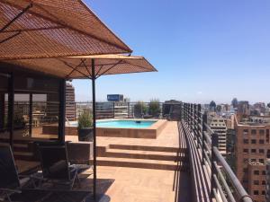 Aconcagua Apartments, Apartmány  Santiago - big - 14